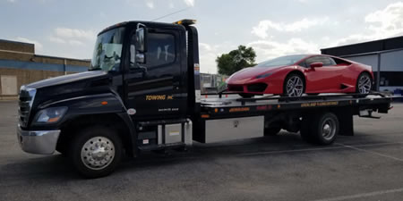 Local Frisco towing
